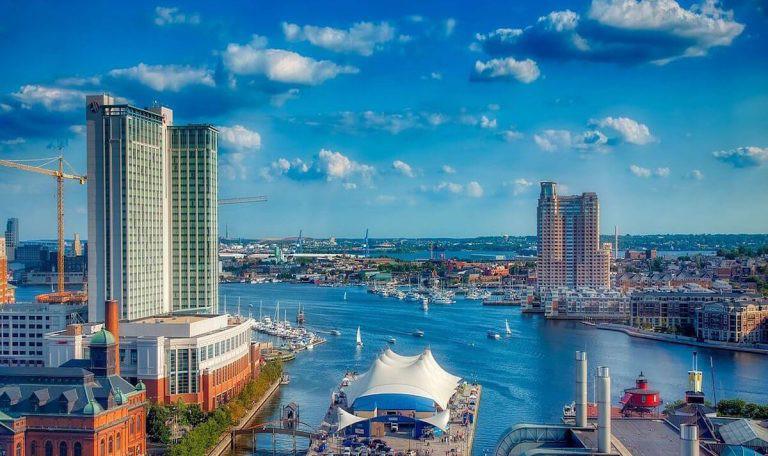 Baltimore - Featured Illustration